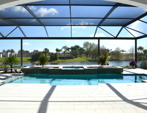 MegaView® | Pool Screens